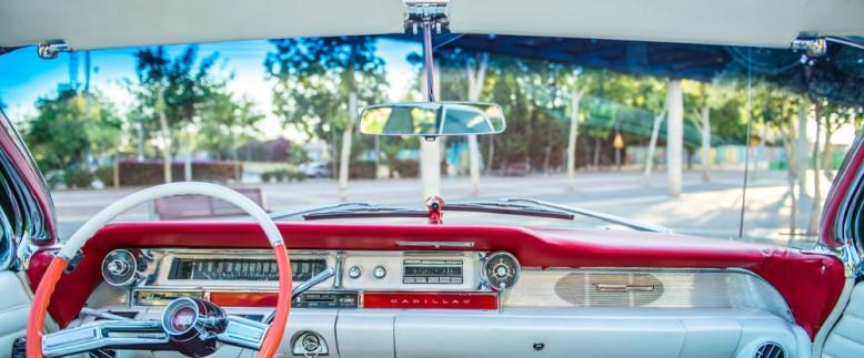 Cadillac Deville Illusion 1962