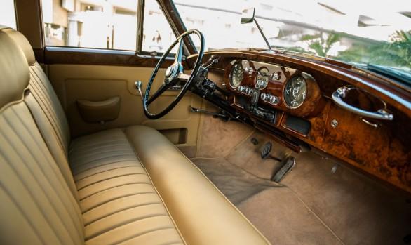 Rolls Royce S1 1958